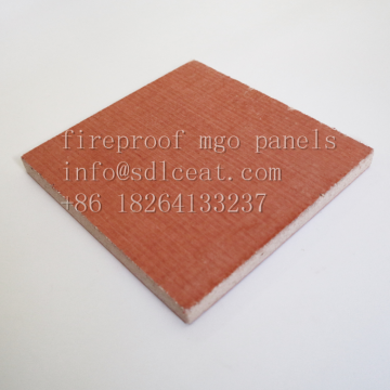 100% non-toxic Eco-frindly magnesium external dry wall board