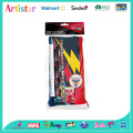 DISNEY&PIXAR CARS opp bag packing stationery set