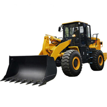 New design skid steer loader