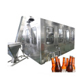 Rinsing Filling Capping 3-in-1 Beer Bottling Machine