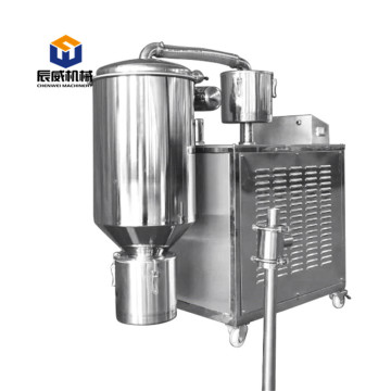 pure tablets pills vacuum feeding machine