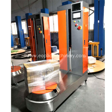 Luggage Wrapping Machine Baggage Wrapper