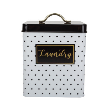 Laundry Powder Tin Box