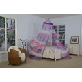 colorful decorative double bed mosquito net