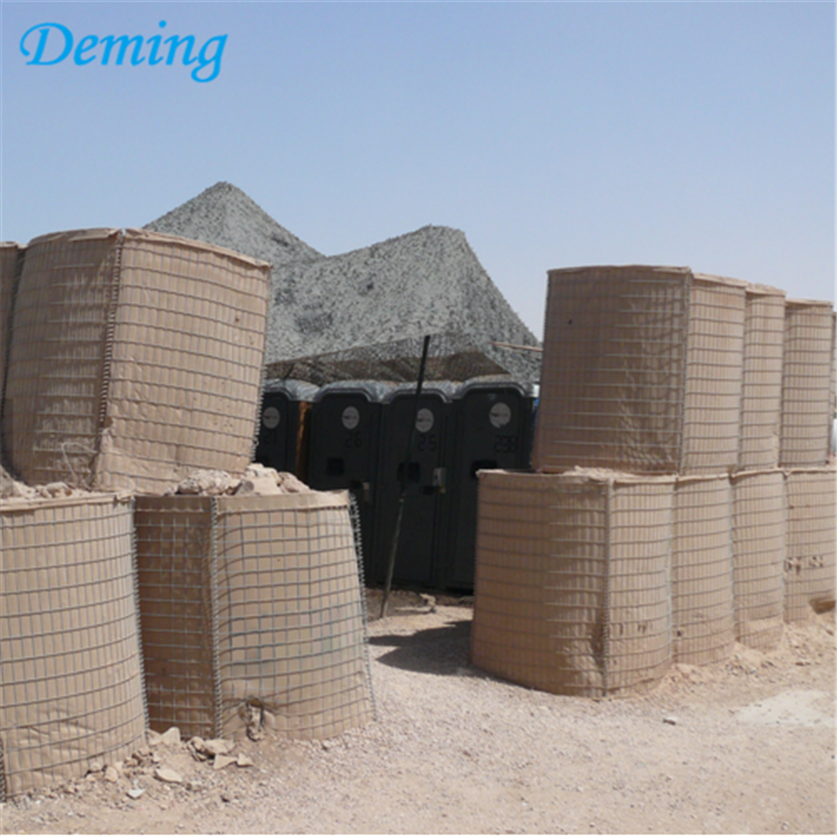 Factory Weld Defensive Bastion Hesco Barriers Blast Wall