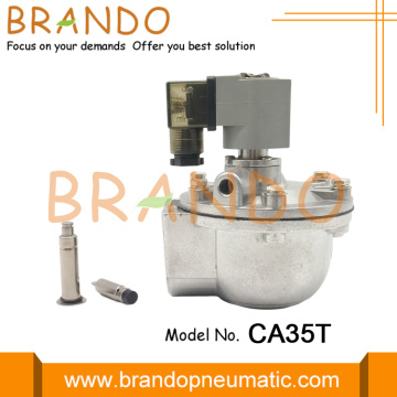 CA35T Threaded Dust Collector Diaphragm Valve
