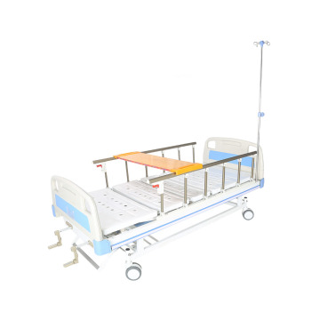 Economic manual hospital bed adjustable hospital bed