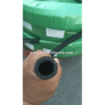 Gates hydraulic hose protection compression fittings