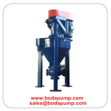 Centrifugal Mineral Handling Froth Slurry Pump