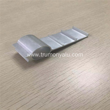 6061 Aluminum auto spare part for heat exchange