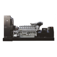 2000kVA Diesel Generator Powered by Perkins