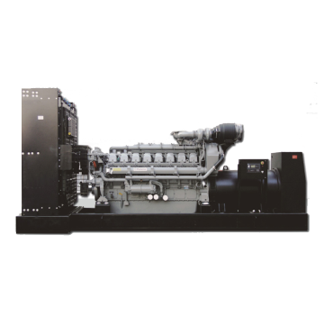 2500kVA Diesel Generator Powered by Perkins