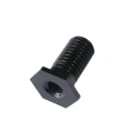 Threaded Hex Head Hollow Screw for Wiring