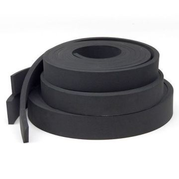 Expanded Neoprene Rubber Strip with Self Adhesive