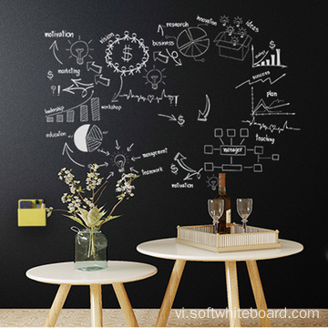 Office Blackboard Home Depot Bảng phấn 4X8
