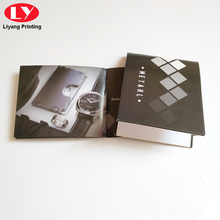 Watch Booklet Printing
