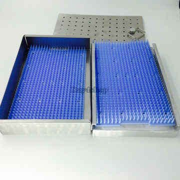 Orthopedic Aluminium surgery sterilize box sterilization box