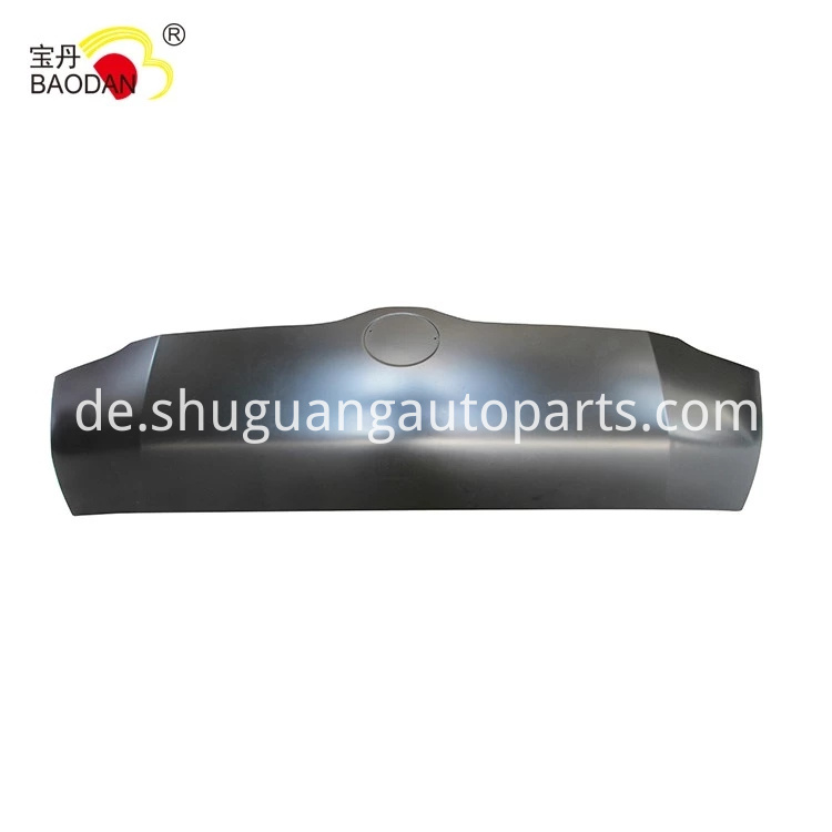 Custom car hood accessories parts