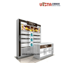 Customized Beauty Supply Counter Display Units