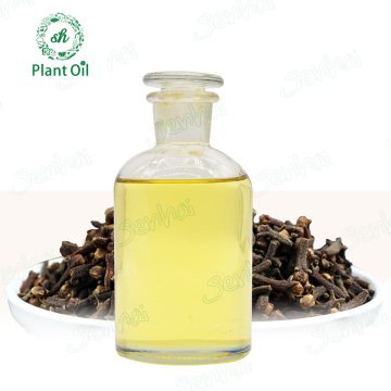 Natural Clove Oil for Toothache