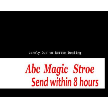 2020 Lonely Due to Bottom Deal by Andrew Frost - magic tricks