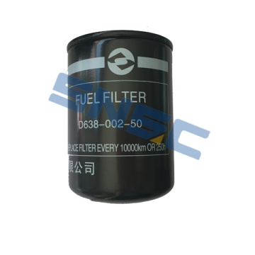 shangchai engine parts fuel filter D638-002-50