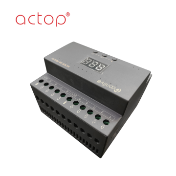 2020 actop smart hotel power saving switch rfid
