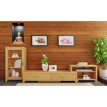 New Design Modern Bamboo TV cabinet
