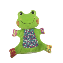 Puppet Green Frog mano