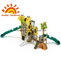Giraffe Zoo Outdoor Playground Equipment For Sale