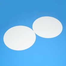 Machined and Polished ZirO2 Zirconia Ceramic Wafer
