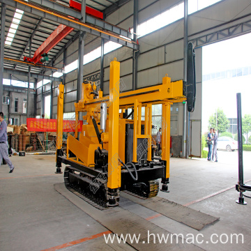 Portable Pneumatic Drilling Rig