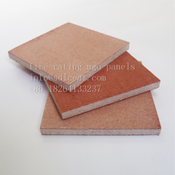 Fireproof Mgo Floor Magnesium Oxide Board Building Materials