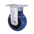 6 Inch Rubber Wheel Heavy Duty Caster