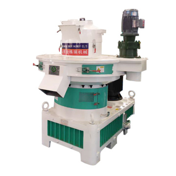 Wood scrap waste pellet making machine