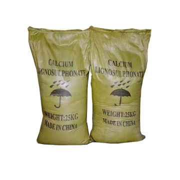 Concrete Admixture Grade Calcium Lignosulfonate