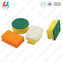 Double Kitchen Cleaning Wash Foam Sponge