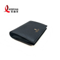 Black Credit Card Holder Clutch Wallet for Ladies
