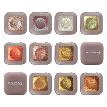 OEM quality customized eyeshadow palette cosmetics