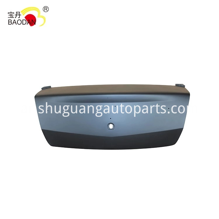 Hood Cover For Renault Dacta