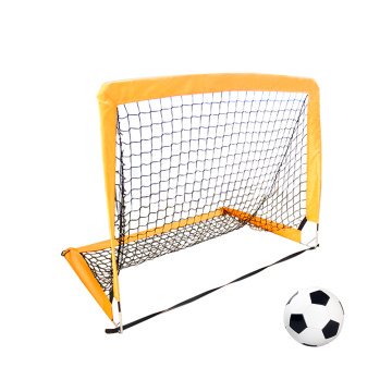 EASTOMMY Foldable Durable Square Soccer Football Goal
