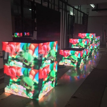 display a led per noleggio esterno / video wall a LED