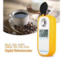 Coffee Concentration Meter Brix Coffee TDS Concentration Tester Digital Refractometer Kitchen Measuring Instrument Tool