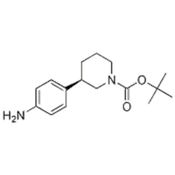 (R) -tert-butyl 3- (4-aMinophenyl) piperidine-1-carboxylate CAS 1263284-59-8