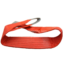 5T polyester webbing sling lifting belt
