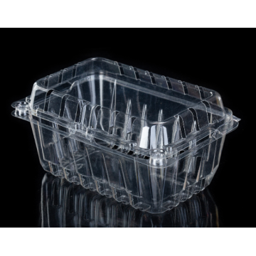 Clear Plastic Fruit Box