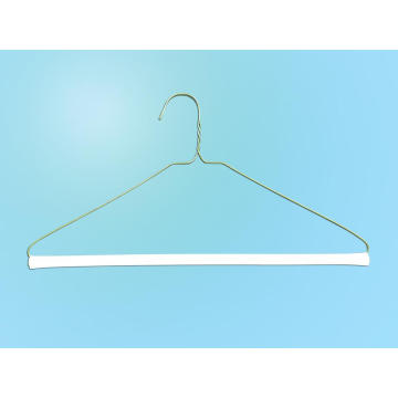 White Powder Strut Dry Cleaner Hanger