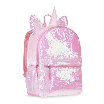 UNICORN PINK  SEQUIN BACKPACK-0