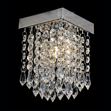 home passage ceiling light fixtures modern crystal lighting