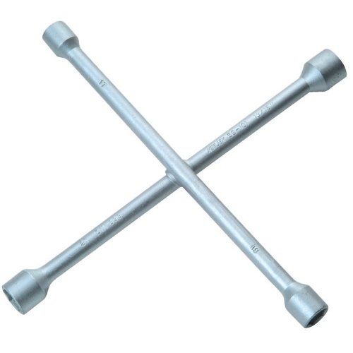 4-way Cross Wrench Spanner